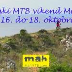 Jesenski MTB vikend v Medulinu