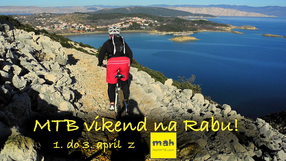 Z gorskim biciklom čez RAB!