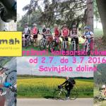 Rožnati kolesarski vikend