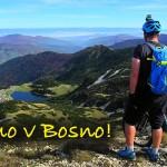 Jesensko kolesarjenje čez bosanske hribe