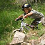 Ko otroci zavrtijo kolesa