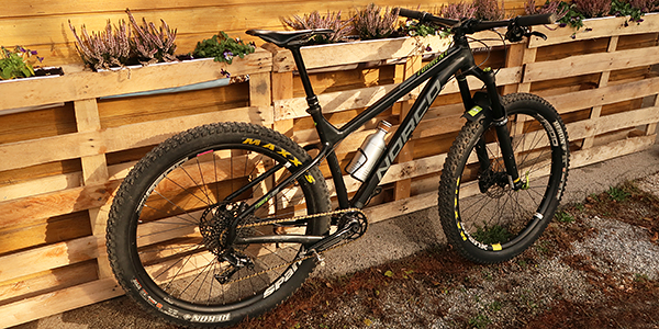 Norco Torrent 7.1 HT plus