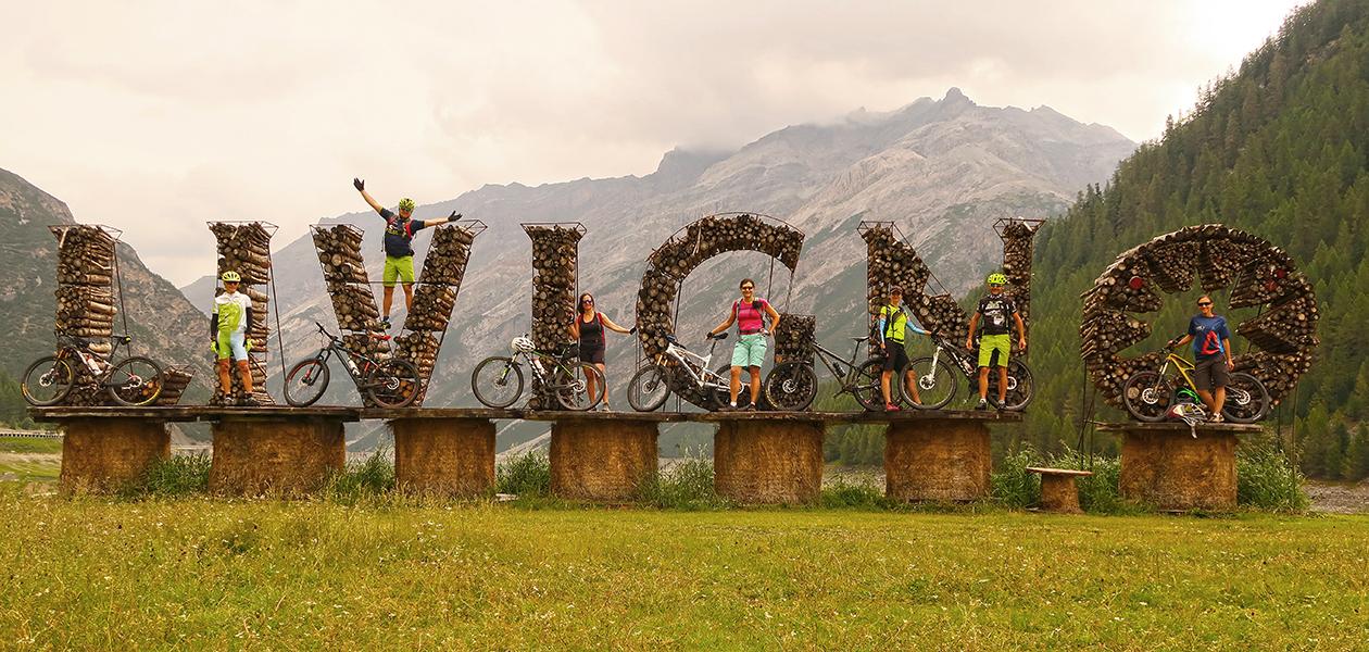 Livigno MTB kamp 2018