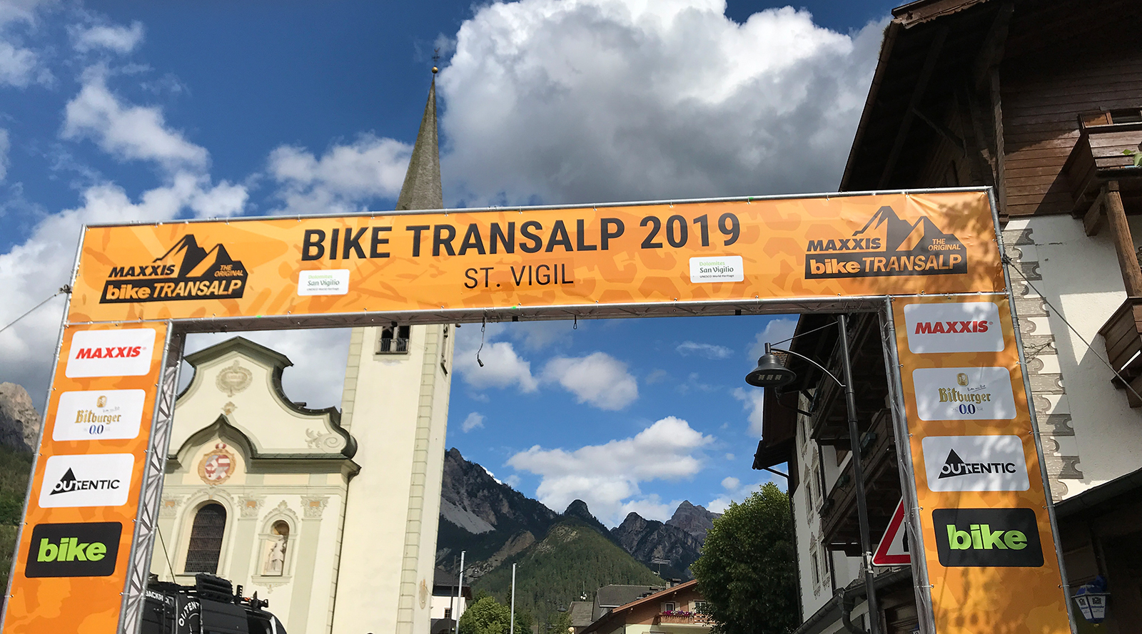 BIKE Transalp – dirka z imenom