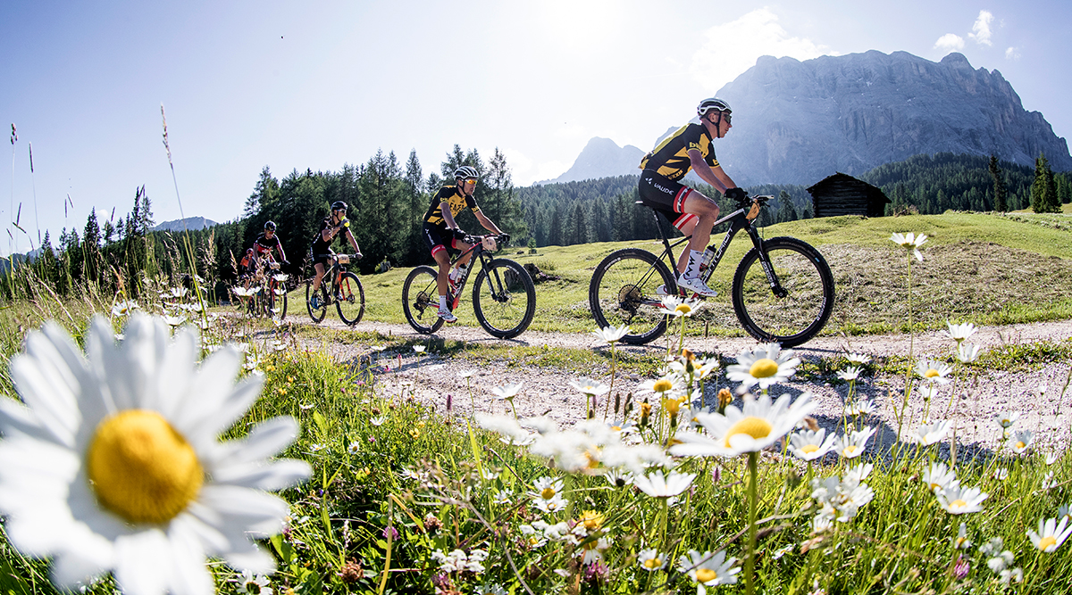 Bike Transalp 2020: Alp ne moreš kopirati