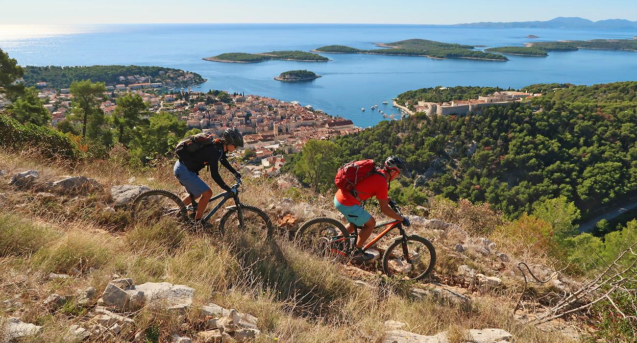 Dalmacija s kolesom in z ladjo,  12. – 19. september 2020