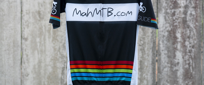 MahMTB kolesarske majice